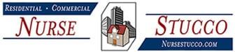 Lath Plaster San Diego Nurse Stucco Logo